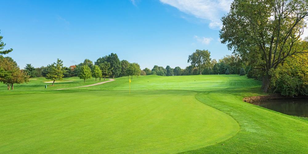 Golf The Bluegrass - Griffin Gate Golf Club