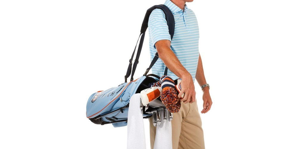 STITCH Launches SL2 Golf Bag